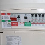 Click here to see full details of the fuseboxes & consumer units