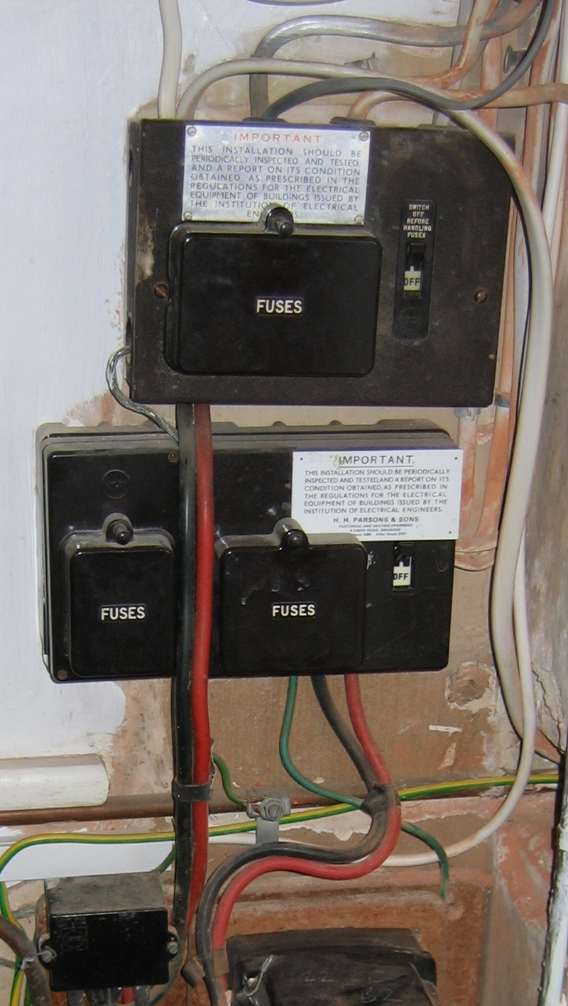 Electric Fuse Box Regulations Archive Of Automotive Wiring Diagram Fuses Images Gallery Eec247 Guide To Dealing With An Electrical Emergency Rh Com