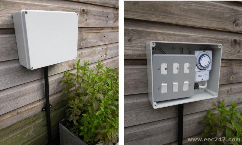 Eec247 Outdoor Electrical Power